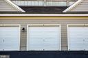 1 car garage included - 621-209 COBBLESTONE BLVD #209, FREDERICKSBURG