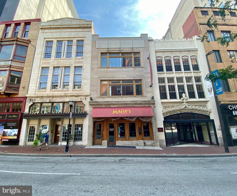 Single Family Homes 為 出售 在 Baltimore, 馬里蘭州 21202 美國