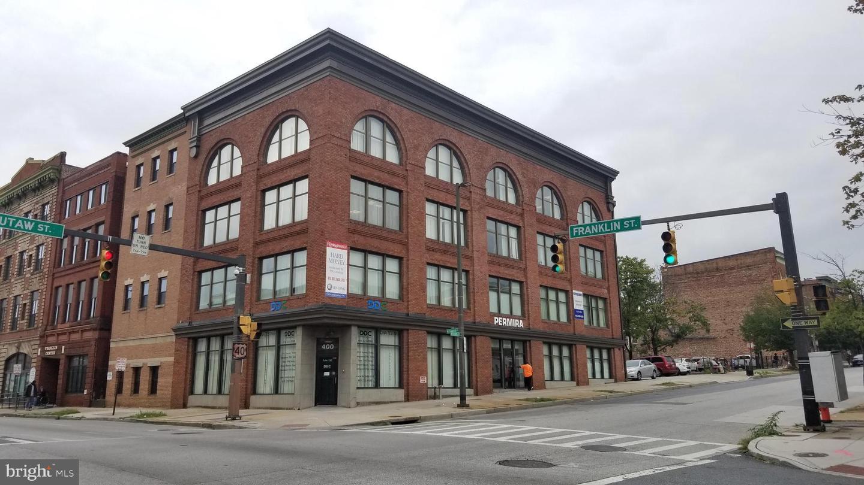 Single Family Homes 為 出售 在 Baltimore, 馬里蘭州 21201 美國