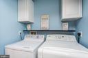 Laundry Room - 9402 BRAKEN CT, FREDERICKSBURG