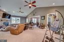 Great Room Dual Ceiling Fans and Recessed Lighting - 31 LAUREL HAVEN DR, STAFFORD