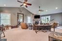 Great  Room with Cathedral Ceilings - 31 LAUREL HAVEN DR, STAFFORD