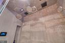 $50k Steam System with multiple Rain Shower Heads - 31 LAUREL HAVEN DR, STAFFORD