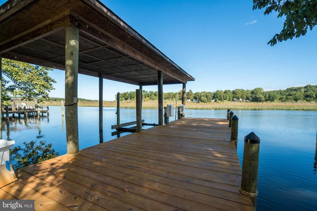 177 Feet of Waterfront on the Aquia Creek - 31 LAUREL HAVEN DR, STAFFORD