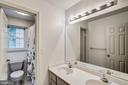 Full Hall Bath - 1516 NIGHT SHADE CT, VIENNA