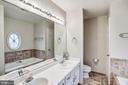 Master Bath - 1516 NIGHT SHADE CT, VIENNA
