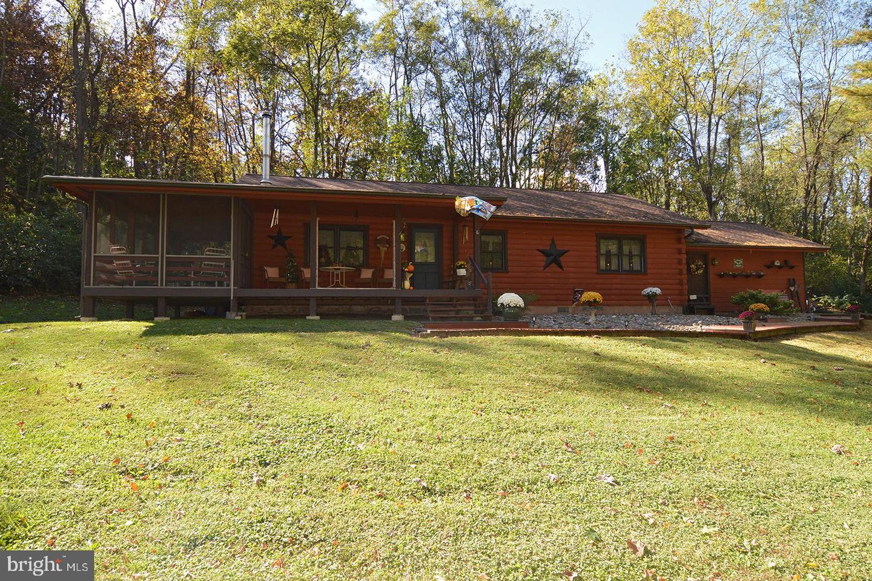 Single Family Homes pour l Vente à Robesonia, Pennsylvanie 19551 États-Unis