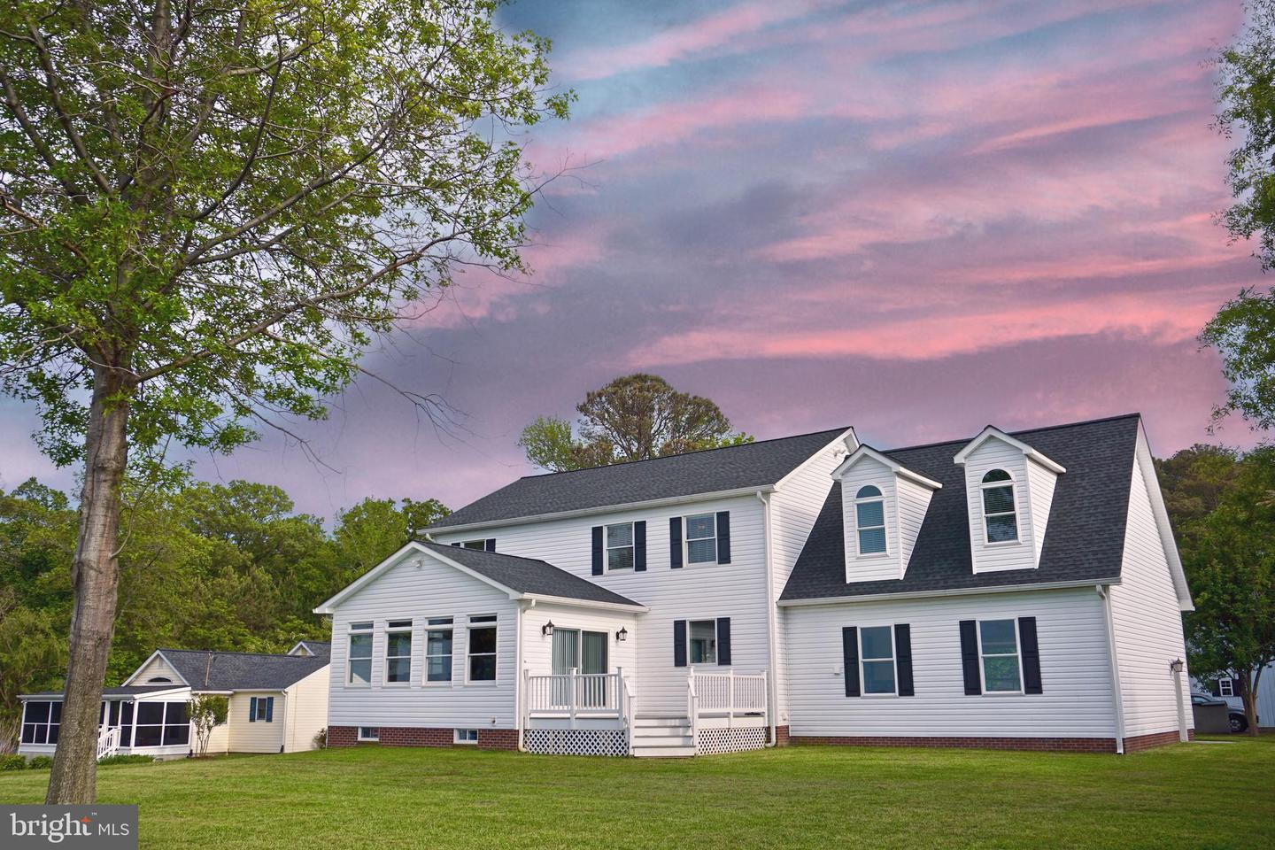 Single Family Homes for Sale at Hague, Virginia 22469 United States