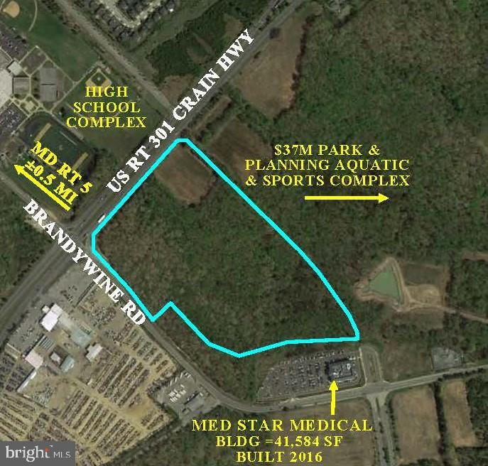 Land for Sale at Brandywine, Maryland 20613 United States