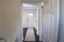 View entrance From Bath - 4703 BEAUFORD RD, MORNINGSIDE