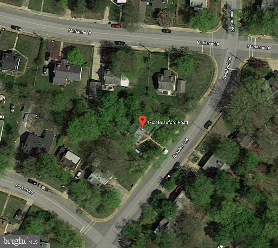 Overhead - 4703 BEAUFORD RD, MORNINGSIDE
