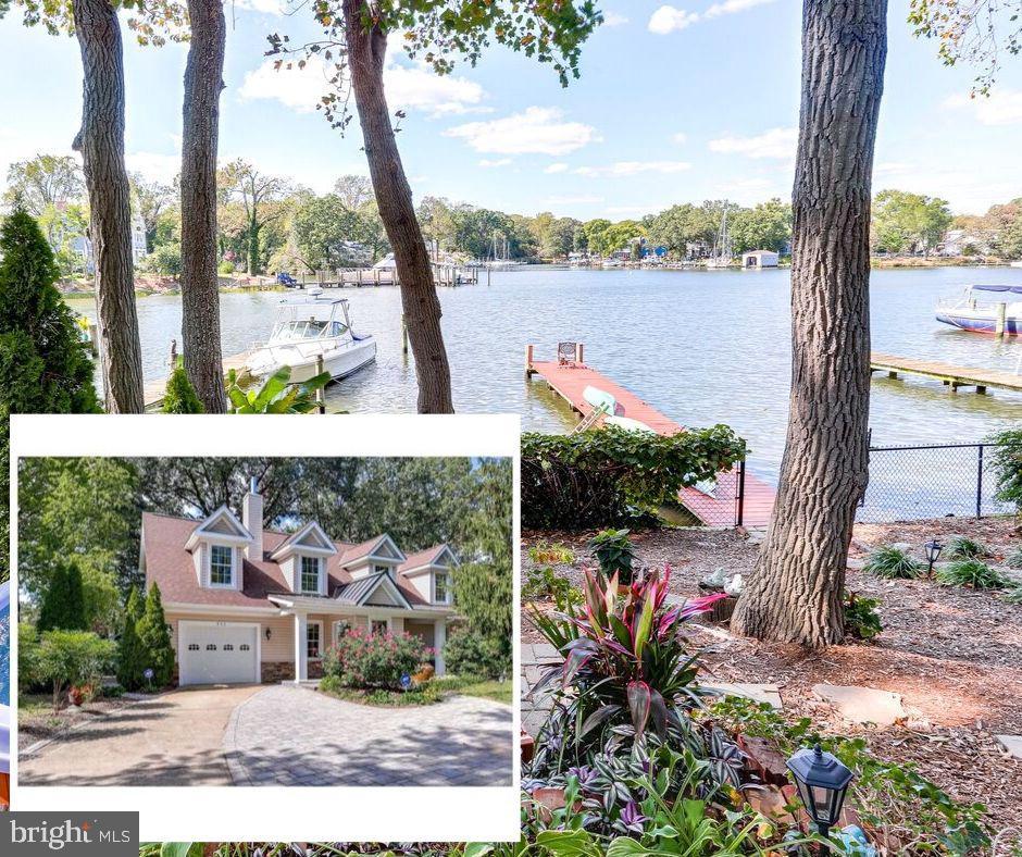 Single Family Homes のために 売買 アット Arnold, メリーランド 21012 アメリカ