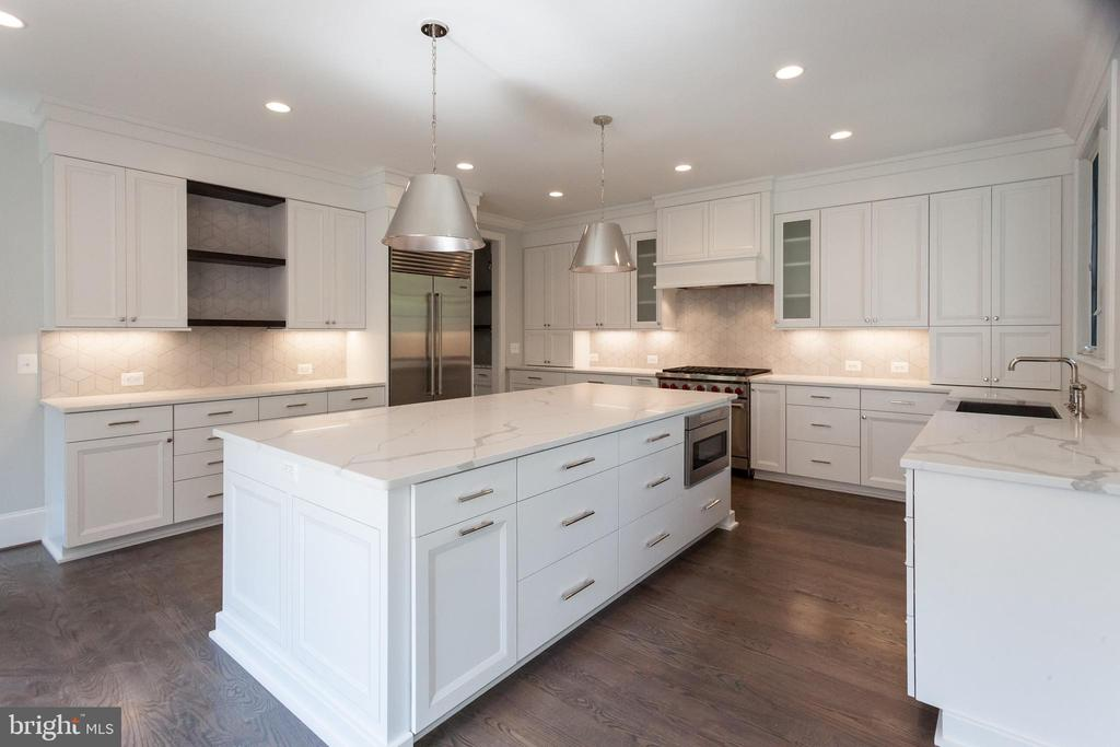 a chef's dream! - 1607 N BRYAN ST, ARLINGTON