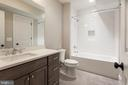 Lower Level Bath - 1607 N BRYAN ST, ARLINGTON
