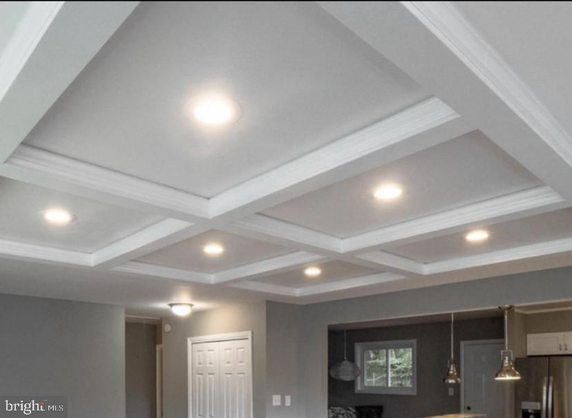 Recess Lighting & Coffer Ceilings - 6009 LADD RD, SUITLAND