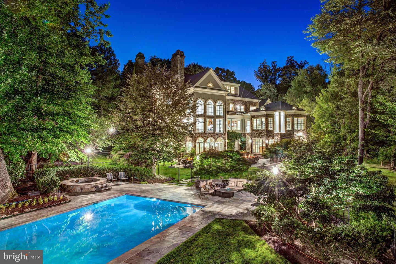 Single Family Homes のために 売買 アット Great Falls, バージニア 22066 アメリカ