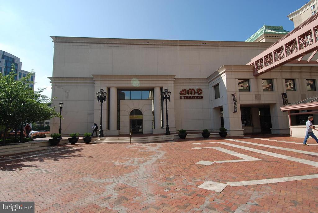 AMC Movie theatre - 1401 N OAK ST #307, ARLINGTON