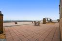 Building rooftop - 1401 N OAK ST #307, ARLINGTON