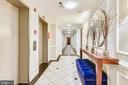 3rd Floor hallway - 1401 N OAK ST #307, ARLINGTON