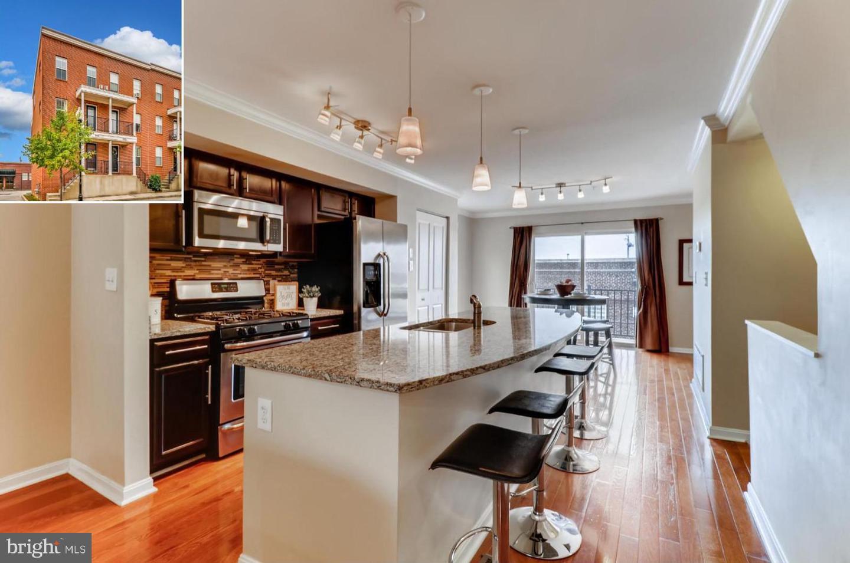Single Family Homes のために 売買 アット Baltimore, メリーランド 21224 アメリカ
