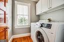 Upper level Laundry Room - 1109 DOUGLAS ST, FREDERICKSBURG