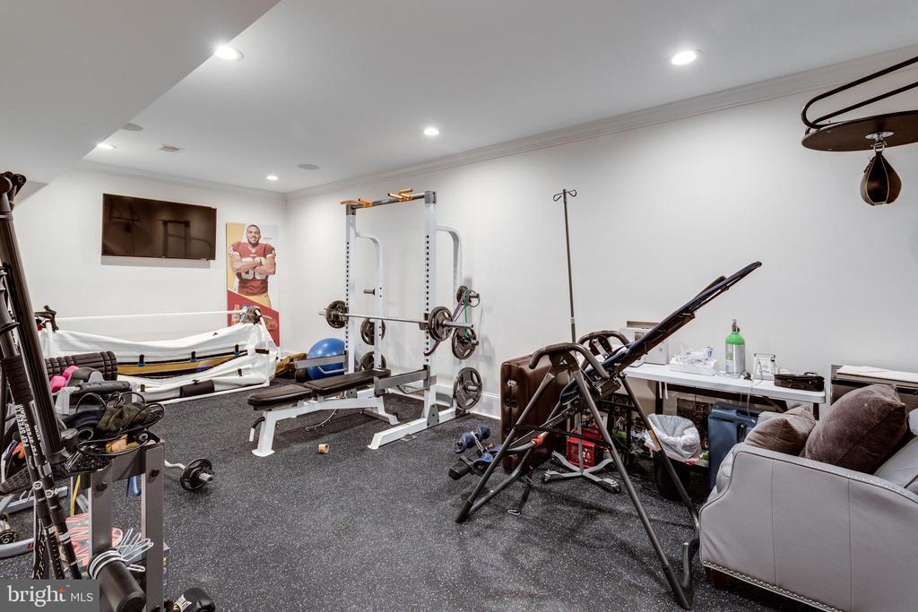 Exercise Room - 22492 CREIGHTON FARMS DR, LEESBURG