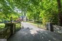 Gated Entrance - 10015 HIGH HILL PL, GREAT FALLS