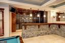 Wet Bar - 10015 HIGH HILL PL, GREAT FALLS