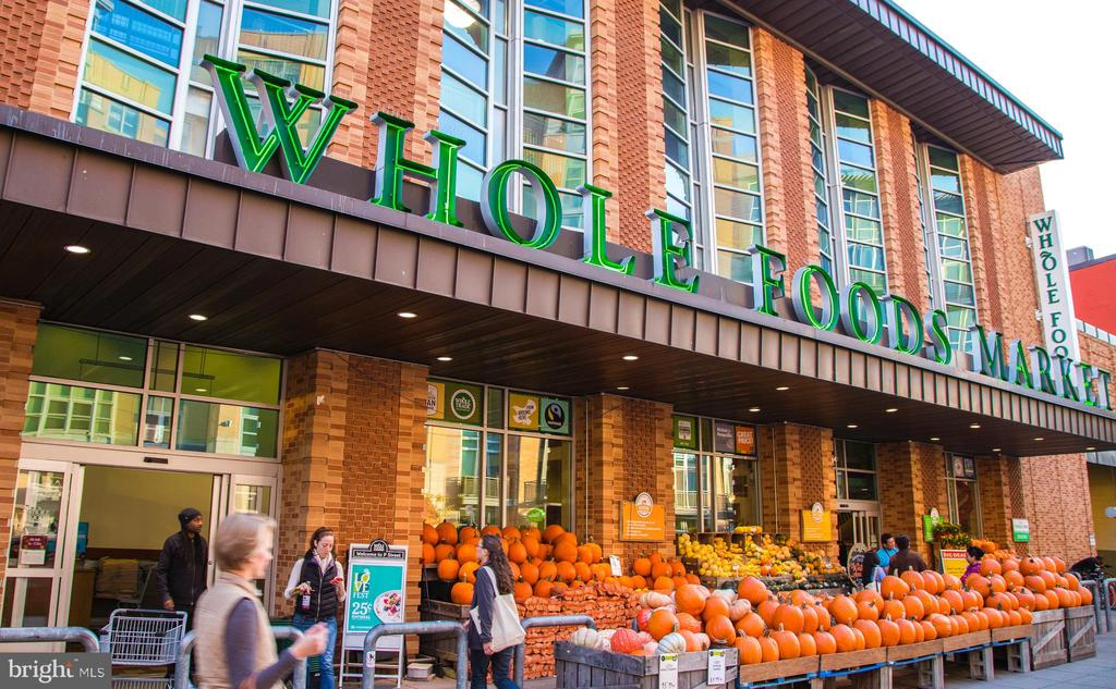 Whole Foods Market~in Logan Circle - 1410 15TH ST NW, WASHINGTON