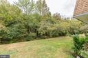 Nice and serene space with trail  right behind - 7956 SILVERADA PL #B, ALEXANDRIA