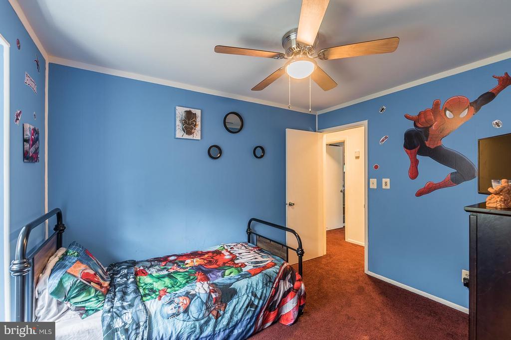 Bedroom 2 - 7956 SILVERADA PL #B, ALEXANDRIA