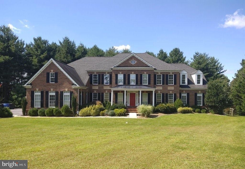 Single Family Homes för Försäljning vid Darnestown, Maryland 20878 Förenta staterna