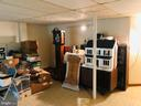 Open Basement with walk out to patio - 5884 WOOD FLOWER CT, BURKE