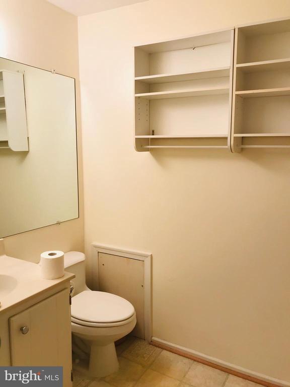 Hall Bathroom - 5884 WOOD FLOWER CT, BURKE