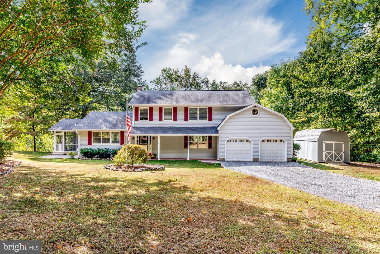 Single Family Homes 용 매매 에 Harwood, 메릴랜드 20776 미국