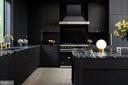 Gourmet Kitchen - 1388 CRENSHAW RD, UPPERVILLE