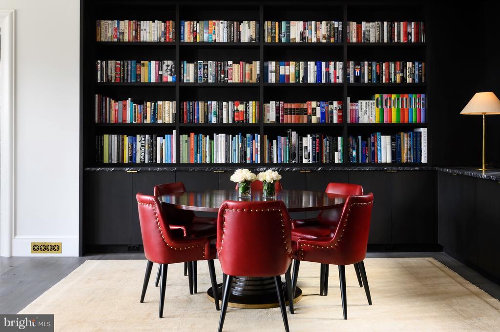 Great Room/Breakfast Area - 1388 CRENSHAW RD, UPPERVILLE