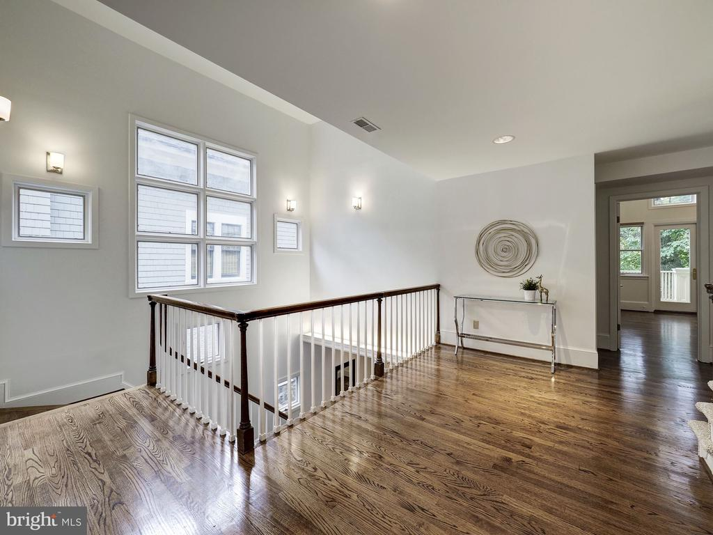 2nd Floor Landing - 3617 NEWARK ST NW, WASHINGTON