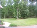 view of yard - 13258 FARMER DR, WOODFORD