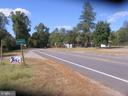 Road view in front - 13258 FARMER DR, WOODFORD