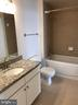 Bathroom - 11800 SUNSET HILLS RD #1216, RESTON