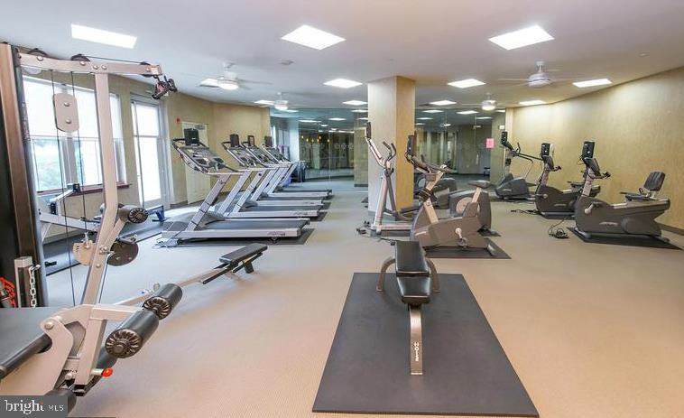 Fitness Center - 11800 SUNSET HILLS RD #1216, RESTON