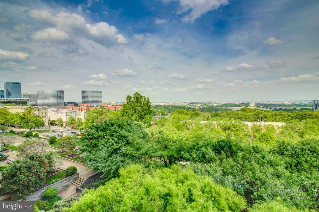 View toward Rosslyn - 1200 NASH ST #550-561, ARLINGTON