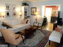 Spacious LR with hardwood floors - 1100 S BARTON ST S #292, ARLINGTON