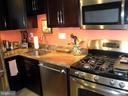 Gas 5 burner stove, granite counters - 1100 S BARTON ST S #292, ARLINGTON