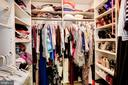 THE WALK-IN CLOSET!!! - 7706 HAYNES POINT WAY #D, ALEXANDRIA