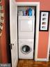 Basch Axixx washer & dryer - 1100 S BARTON ST S #292, ARLINGTON
