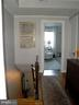 upper hallway w/ceiling fan & linen closet - 1100 S BARTON ST S #292, ARLINGTON