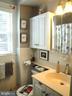 Pretty ceramic tile bath - 1100 S BARTON ST S #292, ARLINGTON