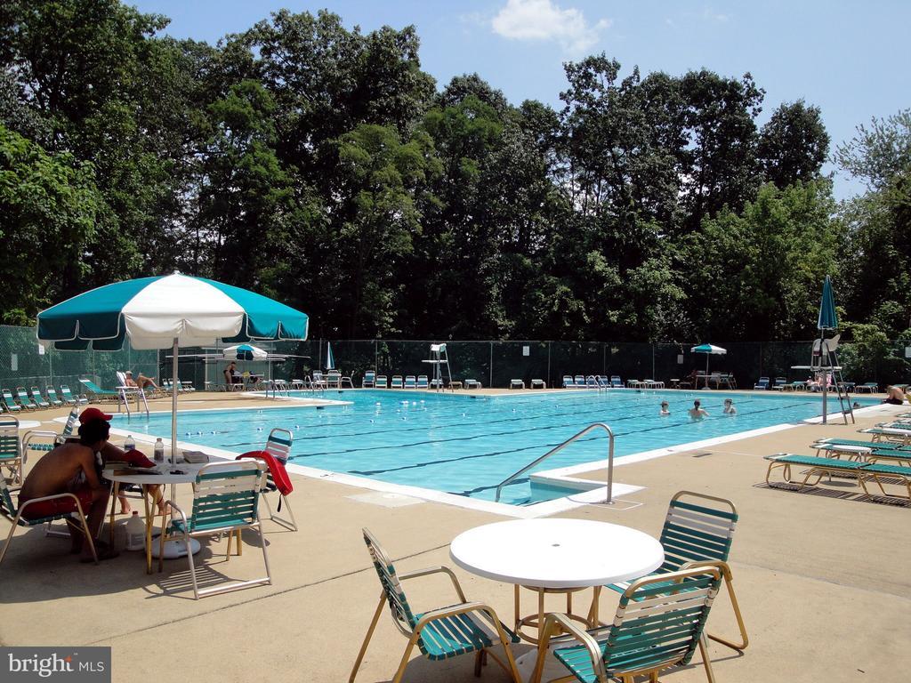 Community pool - 1100 S BARTON ST S #292, ARLINGTON